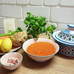 minzblatt israelischer Kochkurs Hannover