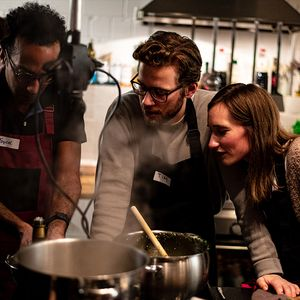 minzblatt kochschule hannover marokkanischer kochkurs